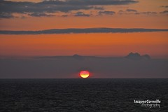 ~ Untitled ~ (Jacques Corneille (on/off)) Tags: sunset sea france beach canon geotagged 22 bretagne zee breizh frankrijk bzh cotesdarmor 50d brittanyfrance concordians jacquescorneille capfrehel