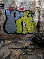 Pickles (Alex Ellison) Tags: urban abandoned graffiti factory warehouse pickles exploration derelict pik urbex northlondon