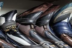 ShapeShifters! (BGDL) Tags: shoes boots shoecupboard 7daysofshooting nikond7000 bgdl nikkor50mm118g thoroughlyabstractthursday elementsorganizer11 week44order