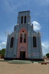10069222 (wolfgangkaehler) Tags: africa church catholic african traditional catholicchurch benin voodoo ouidah vodun templeofthepython