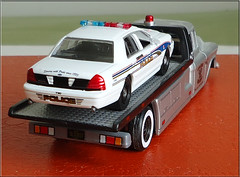 1/64th scale Kissimmee, Florida, Ford Crown Victoria CVPI (by Greenlight) (*hajee) Tags: ford buick florida mercury plymouth police cadillac chevy hotwheels lincoln dodge greenlight pontiac chrysler kissimmee matchbox oldsmobile jada diecast maisto johnnylightning 164th