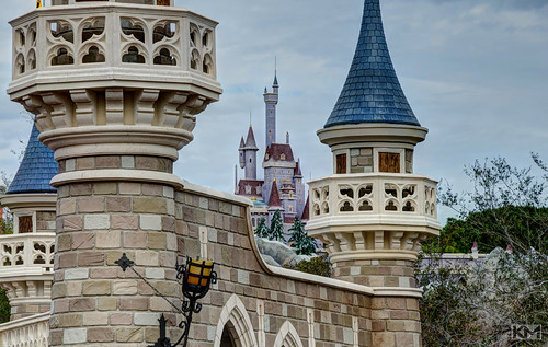 The Spires of New Fantasyland (Explored)