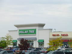 Dollar Tree in Wooster, Ohio (Fan of Retail) Tags: road ohio tree retail mall shopping great clips center nails dollar burbank stores wooster milltown 2013