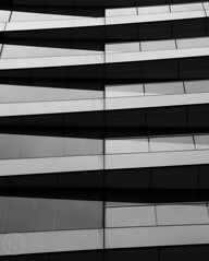 RBC Wealth Management, Swan Lane, London (ChristianKochPhotography) Tags: world wood city blackandwhite bw abstract london art glass stone architecture canon buildings 24105mmf4l steel stock bank management chrome banks polished wealth london2012 rbc f4l 24105f4lisusm 5dmk2