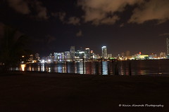 Miami Downtown (Kevin Almonte Photography) Tags: night miami dominicano quisqueyano kevinalmonte sonya77dslt