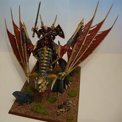 Dragon Zombie 02 (Enkil Bearson) Tags: dragon vampire zombie warhammer count comtes