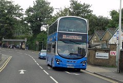 EnsignBus 504 (EU62BYM) Grays 25th May 2013 (BristolRE2007) Tags: bus buses ensign ensignbus