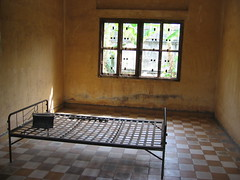Tuol Sleng in Phnom Penh, Cambodia (mbphillips) Tags: cambodia mbphillips canonixus400