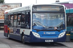 Stagecoach In Manchester Alexander Dennis Enviro200 36113 (MX59 JDU) (john-s-91) Tags: stagecoach altrincham 36113 stagecoachinmanchester alexanderdennisenviro200 mx59jdu manchesterroute11
