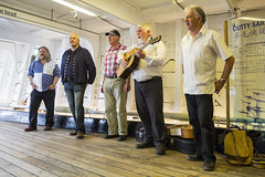 DA12260 (Destinys Agent) Tags: sea ship tea guitar folk song greenwich group royal maritime sing restored shanty swinging cutty sark clipper thelead