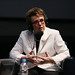 Tennis legend Billie Jean King joins DJ Simon Mayo and Film Critic Mark Kermode during the Radio 5 Live event at the Cineworld