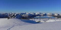 Lago Constancia (Mono Andes) Tags: chile andes invierno campamento esquí parquenacional randonné cerrocampana chilecentral parquenacionalpuyehue regióndeloslagos lagoconstancia