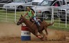 DSC00617a (Garagewerks) Tags: horse oklahoma sport race america cowboy child country barrel american rodeo cowgirl countryliving barrelracing barrelrace