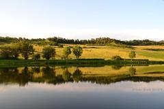 tkrzds - reflection (Zsofia Nagy) Tags: lake reflection nature landscape lac natura symmetry romania transylvania termszet t tj erdly peisaj simetrie tkrzds szimmetria reflectsobsessions outstandingromanianphotographers