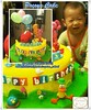 Pocoyo Cake for ieL's 1st B'day [21/04/2013] (Crysta's Cakes) Tags: birthday friends cake fondant pocoyo