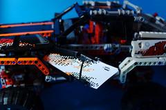 DSC08304 (slackware) Tags: lego 4wd technic crawler   lego9398