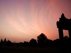 P1017621 (Josh Tsai) Tags: blue sky cloud nature cambodia  1442mm epl1