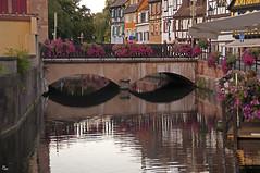 Colmar - Pont rue des coles (Draner276) Tags: france k pentax colmar alsace hautrhin tamron18200 draner276