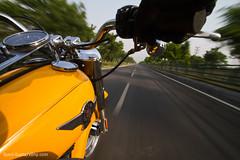 Motion! (suniljee) Tags: road bike motorcycles bikes automotive harley harleydavidson motorcycle fatboy motorcyclist xbhp