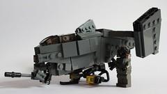 VASP Gunship (✠Andreas) Tags: lego military vtol gunship attackhelicopter legoaircraft legomilitary legovtol legogunship vtolgunship gunshipvtol armoredvtol legoattackhelicopter legoarmoredvtol