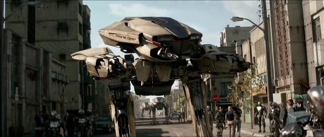 超精彩的新版「機器戰警  RoboCop」首款預告公開!