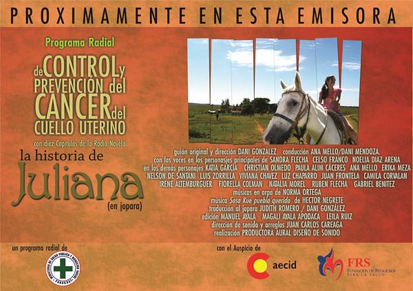 Paraguay: Una radio novela para sensibilizar.