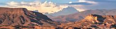sunlit cliffs v3 (Michael Kenan) Tags: road sunset arizona sky lake hot castle phoenix clouds desert country az springs sonoran pleasant