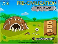 史前文明:石器時代(Pre Civilization)