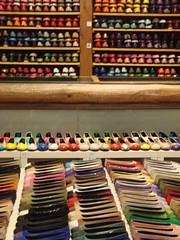 just colours (monaagnes) Tags: barcelona color spain shoes colours many dream flats colourful multi dreamofagirl