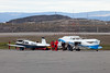 Ferry Flights in Iqaluit (Jason Pineau) Tags: ferry plane flying suits nu north flight engine arctic single nunavut survival immersion iqaluit frobisherbay cyfb n51602 n231wg