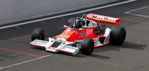McLaren F1 - James Hunt