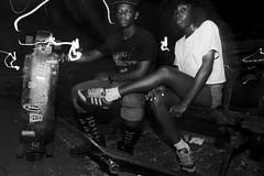 late night skateboarding (TheJonCrane) Tags: nyc nightphotography blackandwhite eastvillage night photography skateboarding streetphotography photojournalism skaters popular alphabetcity photojournalist tompkinssquarepark tompkinssquare featured realpeople capturedmoments