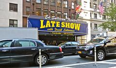 73--NYC sights -- Late Show theater (Aussiewig) Tags: newyork manhattan lateshow cbs davidletterman