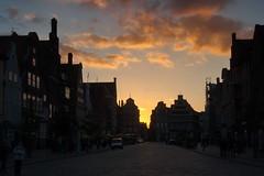 sunset skyline Lneburg Am Sande (cw_pic) Tags: silhouette skyline sonnenuntergang dmmerung soe lneburg umris amsande grauverlaufsfilter