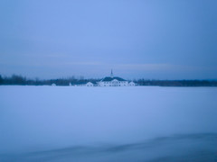 A Church, Williston, Vermont, 2009 (fsuzu) Tags: winter snow church vermont grdigital ricoh williston grd
