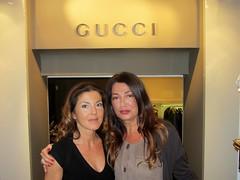 Rita ed Alessandra - 12 dicembre 2013 (cepatri55) Tags: rita ale gucci alessandra ratti cepatri cepatri55