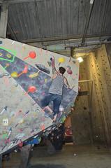 HOH_2584 (WK photography) Tags: chalk guelph climbing bouldering grotto rockclimbing chalkbag rockshoes bouldernight guelphgrotto