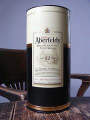 Aberfeldy (knightbefore_99) Tags: uk glass scotland box scottish single fancy whisky scotch distillery aberfeldy midlands malt 1898 dewar