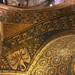 Mosaic in Aachen Cathedral