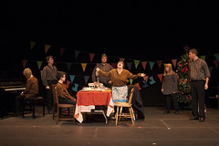 A UCAN Performance of A Child's Christmas in Wales at the Royal Welsh College of Music and Drama