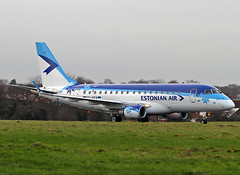 ES-AEA Embraer 170LR Estonian Air (Keith B Pics) Tags: hull southend 170 sen embraer erj170 estonianair egmc esaea