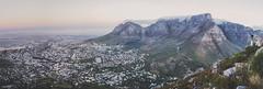Cape Town, ZA (Mark_Reitz) Tags: mountain table southafrica town capetown cape tablemountain