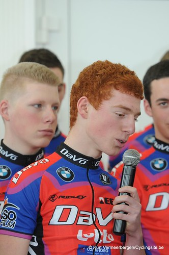 Ploegvoorstelling Davo Cycling Team (137)