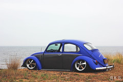 Buggin (RKSPhotography) Tags: vw volkswagen bay beetle maryland oldschool static bags classy slammed stance rks bagged oldbeetle vwvortex stanceworks stancenation rksphotography