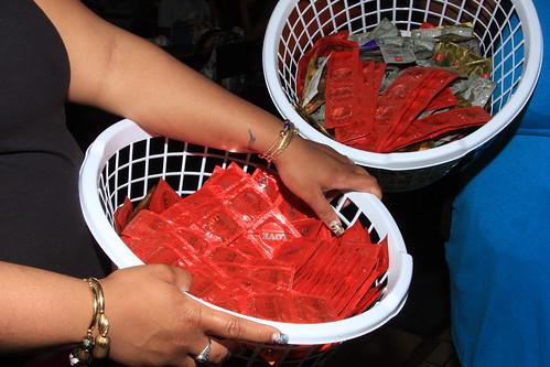 International Condom Day 2014: Fayetteville, North Carolina