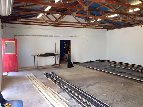Preparations for the floor