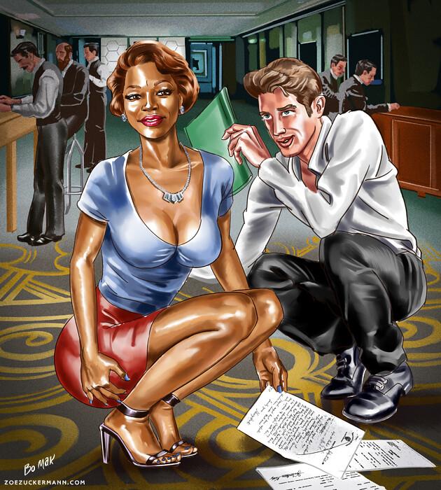 Erotic literatire