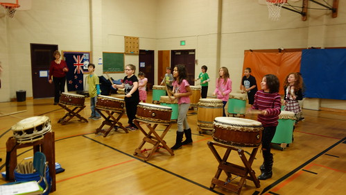 Taiko Performances