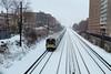 LIRR (Joe Shlabotnik) Tags: galaxys5 cameraphone january2015 train lirr foresthills snow winter queens regopark 2015 faved