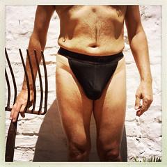 IMG_2647 p 61 years old (francois f swanepoel) Tags: photostream arse bum buns butt buttocks gstring jockstrap men male males p61 briefs underwear skants undies booty ass boude stert gat